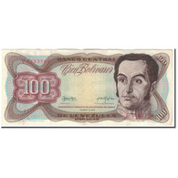 Billet, Venezuela, 100 Bolivares, 1974-03-05, KM:55b, TTB - Venezuela