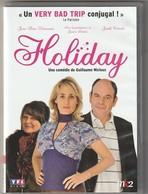 DVD  HOLIDAY  Avec J P Darroussin   Etat: TTB Port 110 Gr Ou 30 Gr - Comédie