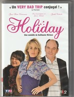 DVD  HOLIDAY  Avec J P Darroussin   Etat: TTB Port 110 Gr Ou 30 Gr - Komedie