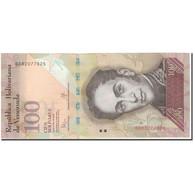 Billet, Venezuela, 100 Bolivares, 2015-06-23, KM:New, NEUF - Venezuela