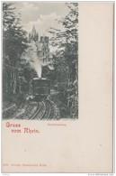 GRUSS VOM RHEIN DRACHENBURG PRECUSEUR TBE - Allemagne