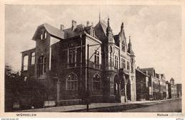 WUERSELEN WURSELEN RATHAUS 1919 TBE - Wuerselen
