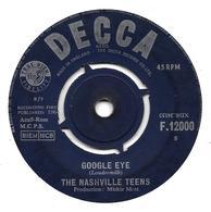 "SP 45 RPM (7"")   The Nashville Teens  ""  Google Eye  ""  Angleterre - Blues"
