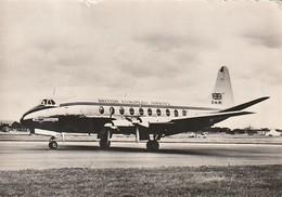 Rare Cpsm Avion Le Viscount De La British European Airways - 1939-1945: 2ème Guerre