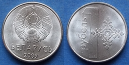 BELARUS - 1 Rouble 2009 KM# 567 Independent Republic Since 1991- Edelweiss Coins - Belarus