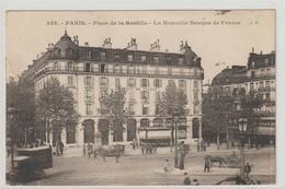 352. - PARIS. - Place De La Bastille - La Nouvelle Banque De France - Arrondissement: 04