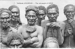 VIEILLARDS D'OUROUN THE OLD PEOPLE OF URUN - Mali
