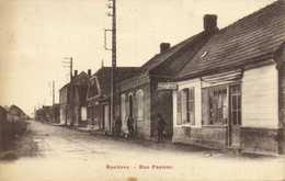 Rosières Rue Pasteur Mercerie Lingerie RV - Francia