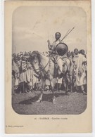 Ethiopie - Harrar - Cavalier Abyssin - Ethiopia