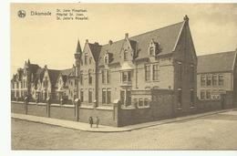 Diksmuide St.Jans Hospitaal  (1236) - Diksmuide