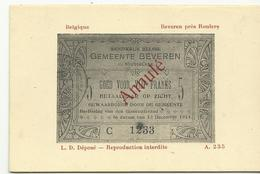 Beveren Près Roulers Goed Voor Vijf Francs (1245) - Roeselare