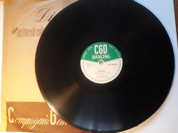 CGD Dancing   -   1948  Nr. PH 5040 · Lauro Molinari  E  La  Sua Fisarmonica - 78 Rpm - Schellackplatten