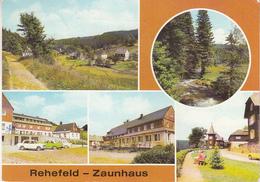 Rehefeld Zaunhaus Ak140116 - Rehefeld