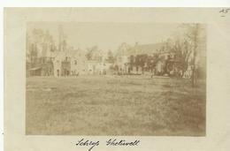 Schloss Geluvelt  (1255) - Zonnebeke