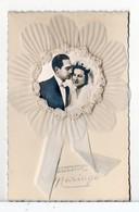 CPA - HEUREUX MARIAGE - Noces