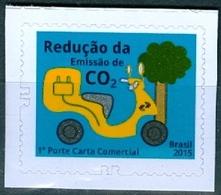 BRAZIL 2015 - REDUCTION OF CO²   EMISSIONS  -  2015  MINT - Brazil