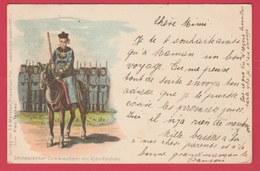 Chine / China - Chinesischer Commandant Von Hiao-Tschau .... Précurseur 1898 ( See Always Reverse ) - Chine