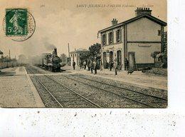 ST JULIEN LE FAUCON La Gare - France