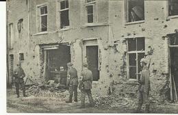 Lichtervelde Beverenstrasse Durch Englischer Fliegerbomben Zerstort  (1265) - Lichtervelde