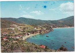 Isola D'Elba : Portoferraio - Spiaggia Del Forno - Livorno