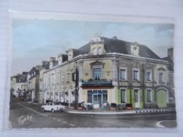 LE LION D ANGERS HOTEL DES VOYAGEURS - France