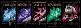 Sowjetunion  Scott 4489-4493 Postfrisch (6150) - 1923-1991 USSR