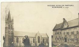 Nieuwe Kerk En  Pastorij Reninghe (a/ijzer)   (1270) - Lo-Reninge