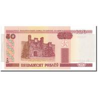 Billet, Bélarus, 50 Rublei, 2000, KM:25a, SPL - Belarus