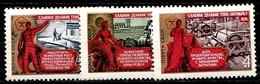 Sowjetunion  Scott 4495-4497 Postfrisch (6151) - 1923-1991 USSR