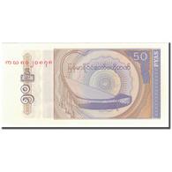 Billet, Myanmar, 50 Pyas, KM:68, NEUF - Myanmar