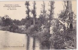 Loir-et-Cher - Cellettes - Hostellerie De La Chaumière - Pêche Réservée - Le Beuvron - Autres Communes
