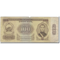 Billet, Mongolie, 100 Tugrik, 1981, KM:48, B+ - Mongolie