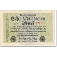 Billet, Allemagne, 10 Millionen Mark, 1923, KM:106a, SUP - [ 3] 1918-1933: Weimarrepubliek