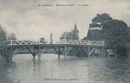 CPA - Belgique - St. Léonards - Château D'Yeuse - Le Pont - België
