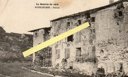 ROZELIEURES GUERRE 1914 1918 - Francia