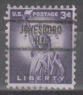 USA Precancel Vorausentwertung Preo, Locals Illinois, Jonesboro 734 - Vereinigte Staaten