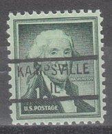 USA Precancel Vorausentwertung Preo, Locals Illinois, Kampsville 841 - Vereinigte Staaten