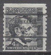 USA Precancel Vorausentwertung Preo, Bureau Illinois, Kankakee 1303-81 - Vereinigte Staaten
