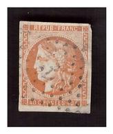 Timbre N° 49 Obl. - 1870 Ausgabe Bordeaux