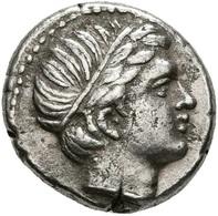 REINO DE MACEDONIA. FILIPO II. 1/5 TETRADRACMA. ANPHIPOLIS. ANCIENT GREECE COIN - Griegas