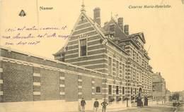 NAMUR - Caserne Marie Henriette. - Casernes