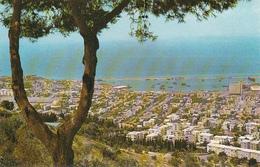 ISRAEL - Haifa - View From Mt Carmel - Israel