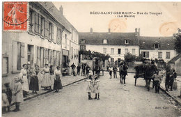BEZU SAINT GERMAIN - Rue Du Touqyet - La Mairie (112825) - Other Municipalities