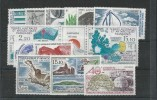 TAAF - ANNEE COMPLETE 1988 **  - COTE = 45 EUROS - - Full Years