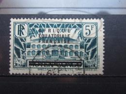 VEND BEAU TIMBRE D ' A.E.F. N° 14 !!! - A.E.F. (1936-1958)