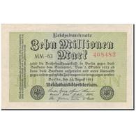 Billet, Allemagne, 10 Millionen Mark, 1923, KM:106d, SUP - [ 3] 1918-1933: Weimarrepubliek