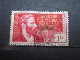 VEND BEAU TIMBRE D ' A.E.F. N° 115 !!! - A.E.F. (1936-1958)