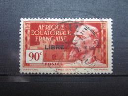 VEND BEAU TIMBRE D ' A.E.F. N° 114 !!! - A.E.F. (1936-1958)