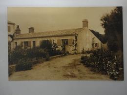 ILE DE NOIRMOUTIER LA MOUGENDERIE L'EPINE RAMUNTCHO N°21999 - Ile De Noirmoutier