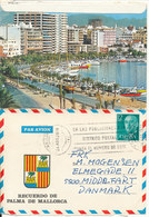 Spain Photoletter Sent To Denmark Recuerdo De Palma De Mallorca 24-8-1978 - 1931-Aujourd'hui: II. République - ....Juan Carlos I